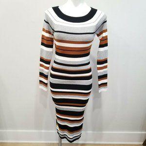 New Karen Millen Size Large Dress Off the Shoulder
